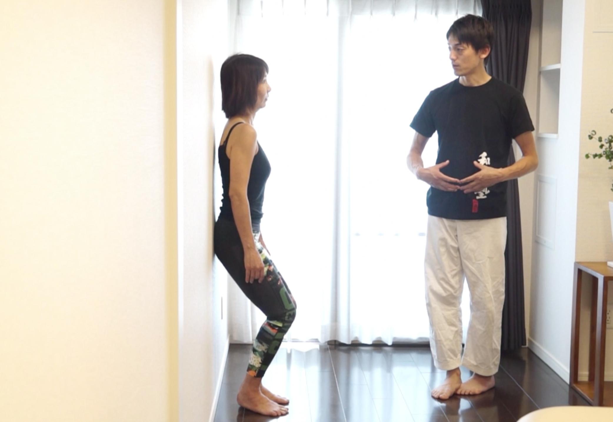 時間の使い方と身体の使い方〜【動画】背骨をコントロール〜